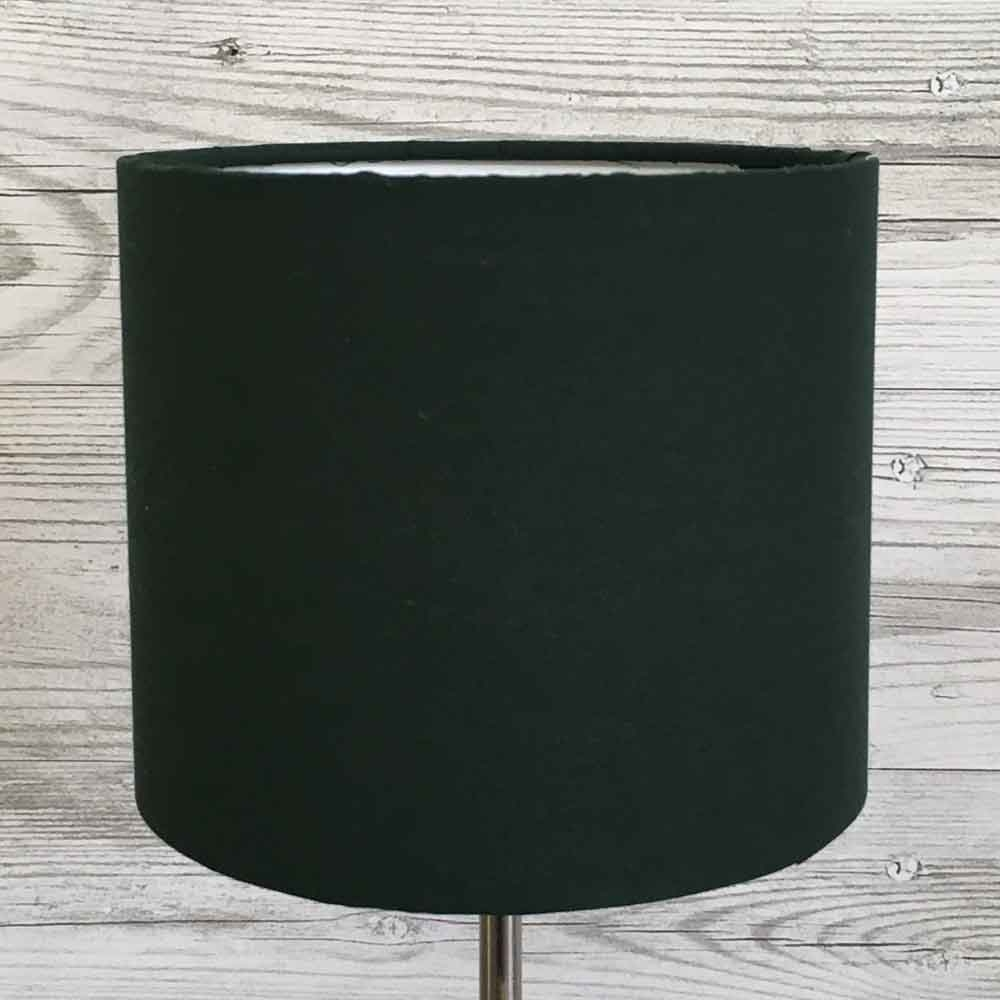 Wilma Drum Dark Green